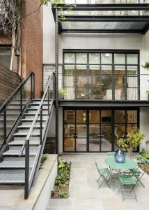 Chelsea House - exterior - Seldorf Architects