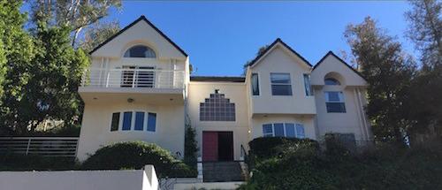 Hollyridge Residence Renovation by AUX Architecture - LA - remakebox